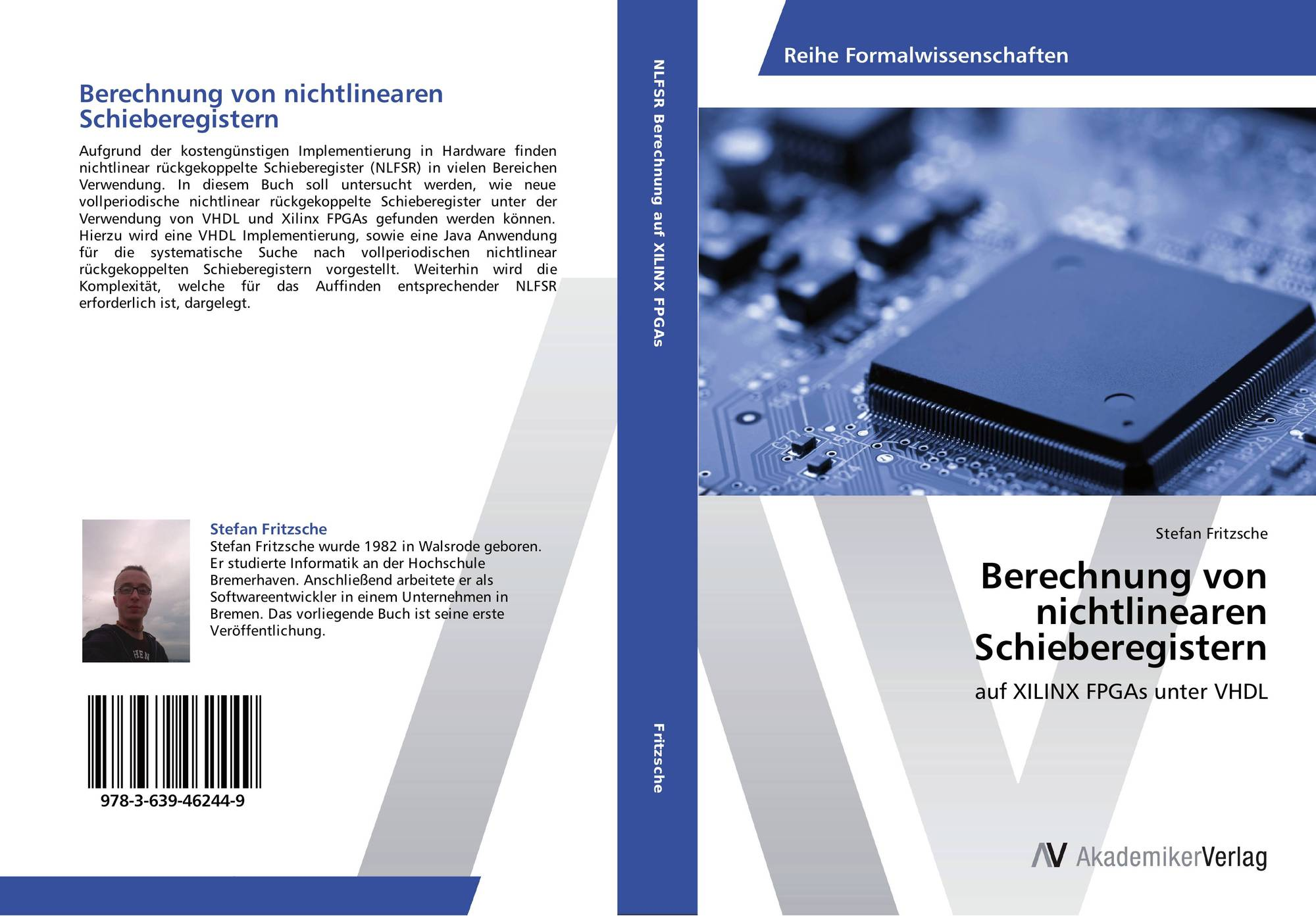 Buch Bachelor Thesis